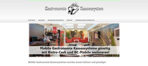 WordPress-Seite Mobile Gastronomie Kassensysteme aus Ober-Roden-Rödermark