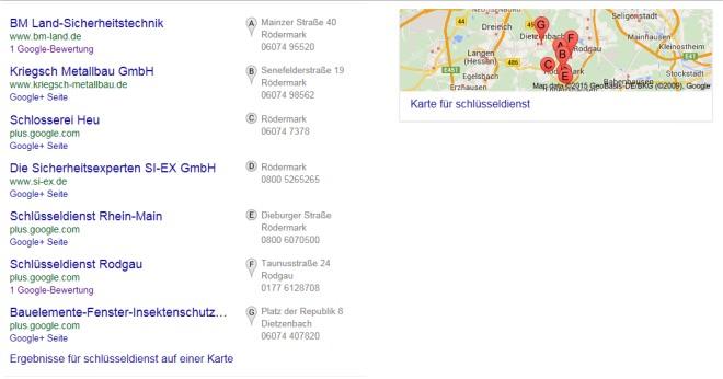 Webdesign Rödermark: Local SEO mit einer WordPress-Internetseite